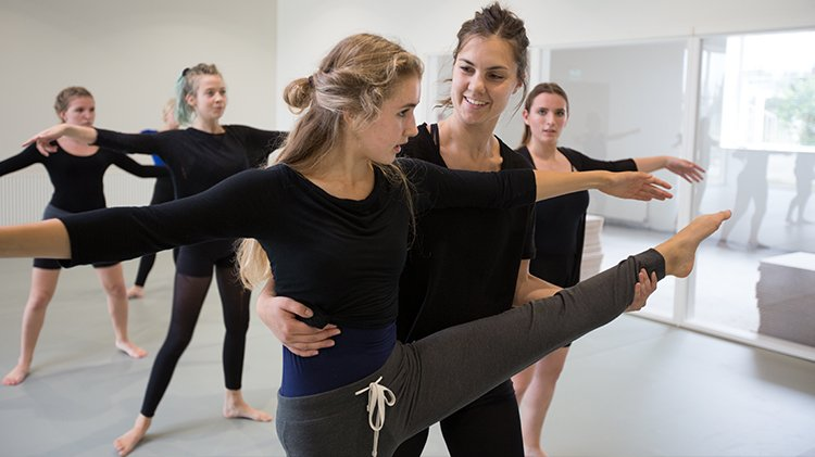 efterskoler med fitness eller dans linje
